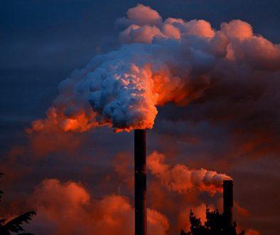 Concentração de gases do efeito estufa bate novo recorde
