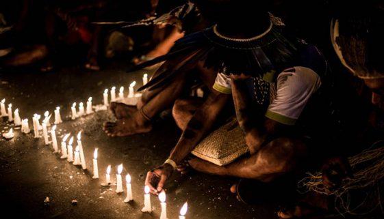 Covid-19 e garimpo ilegal ameaçam a vida dos indígenas da Amazônia