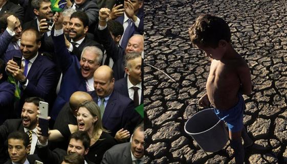 Auxílio-moradia de parlamentares é 29 vezes a renda de 13 milhões de brasileiros