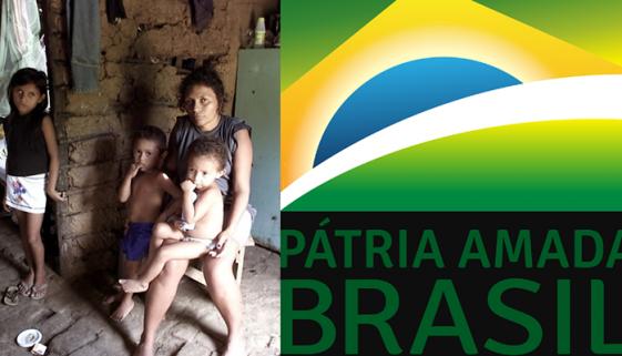 Miséria atinge país e governo gasta R$ 40 milhões só com publicidade