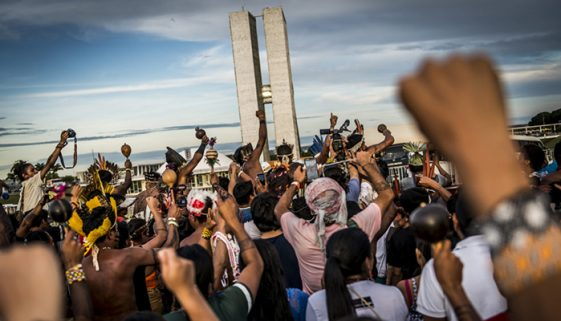 Em 2019, Brasil foi o 4° país que mais matou ativistas de direitos humanos