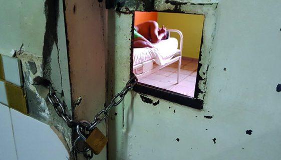 Inspeção em hospitais psiquiátricos no país revela violações de direitos