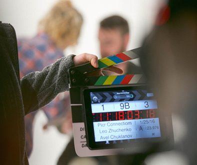 Alunos de projeto fazem filmes sem nunca terem ido ao cinema
