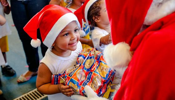 A importância das festas de fim de ano para as organizações do 3º setor