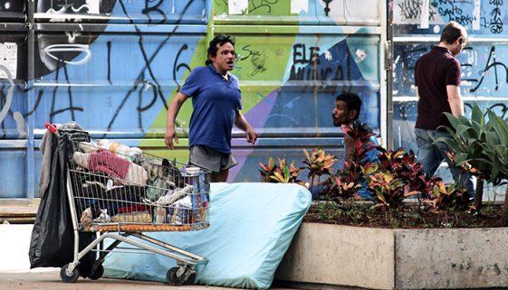 O Encontro no Brasil Rua