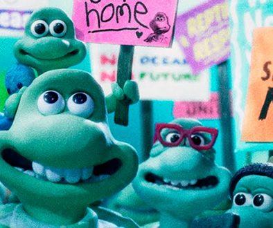 Greenpeace lança animação sobre realidade das tartarugas no oceano