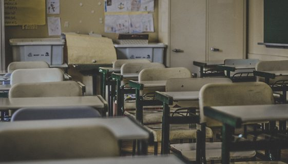 Em 2020, quase 2 milhões de crianças podem não retornar à escola