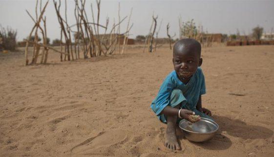 Descaso mortal: 340 milhões de crianças sofrem de fome oculta no mundo