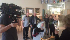 Após mais de 70 anos, sobreviventes do Holocausto se reencontram
