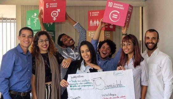 Inscrições abertas para o programa de Embaixadores da Juventude