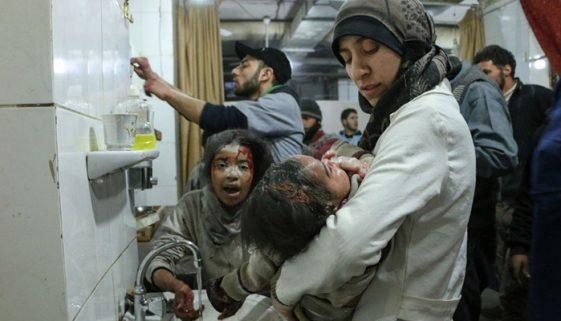 Médica salvou milhares de vidas em um hospital subterrâneo na Síria