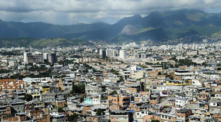 Coronavírus nas favelas