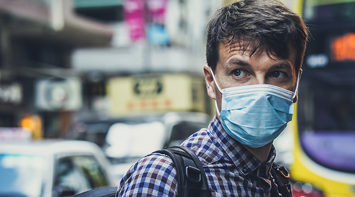Saúde pública, coronavírus e dengue