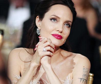 Angelina Jolie doa US$ 1 milhão para manter merenda de alunos carentes