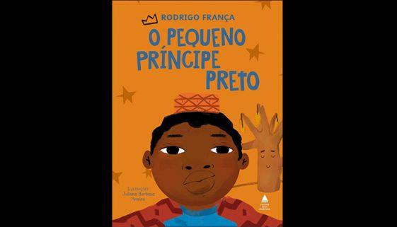 Depois de dois anos no teatro, 'O pequeno príncipe preto' vira obra literária