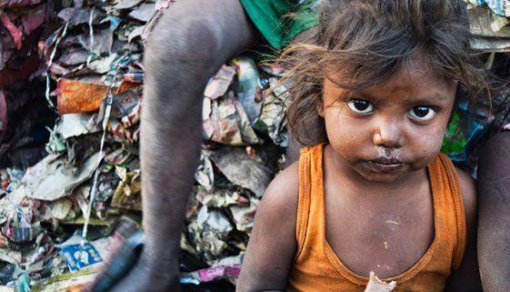 Sem aula, crianças que têm alimentação só na escola podem passar fome