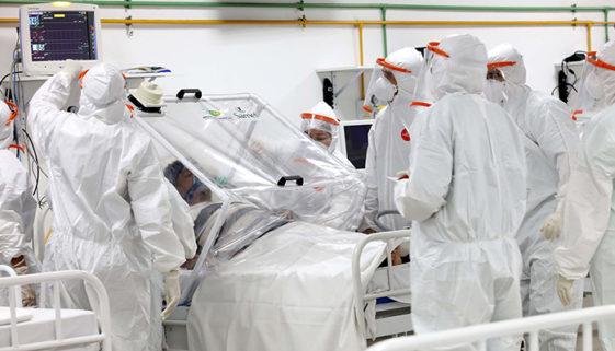 Pandemia: médicos já precisam escolher quem vai ou não para a UTI