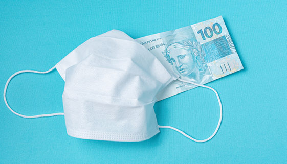 Fundo Emergencial para a Saúde arrecada R$37 milhões