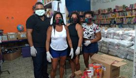 RJ: ONG muda foco de atuação para combater a fome na pandemia
