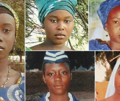 Sobreviventes de sequestro do Boko Haram, estudantes enfrentam pandemia