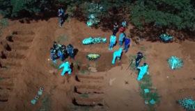 Brasil tem 480% mais mortes por Covid-19 do que a China
