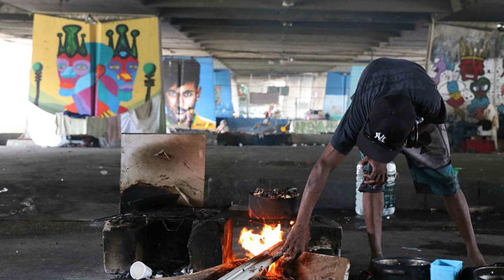 Governo repassa R$ 1 bilhão para acolher pessoas em situação de rua