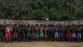 Pandemia ameaça aldeias indígenas vizinhas a garimpo no norte do país