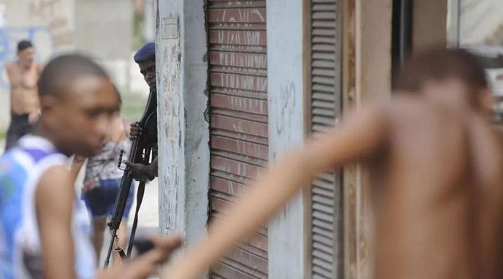 Violência policial contra a população negra
