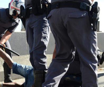 75,4% das pessoas mortas pela polícia no Brasil são negras