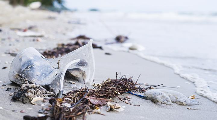Campanha reflete sobre a produção e crise do plástico
