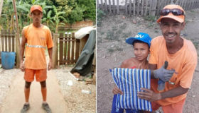 Gari, que ajuda mais de 500 famílias carentes, lança vaquinha online