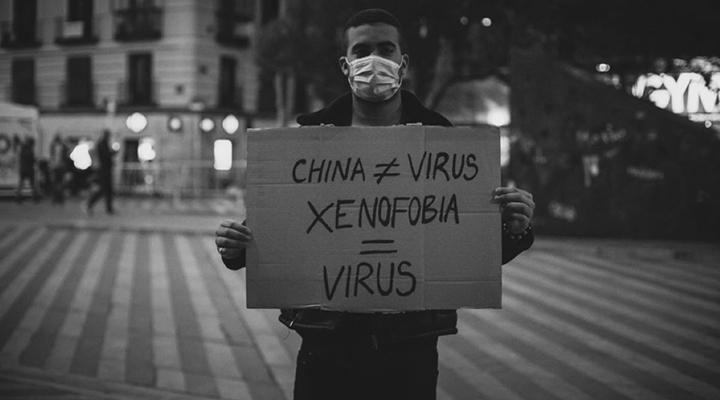 Xenofobia na pandemia