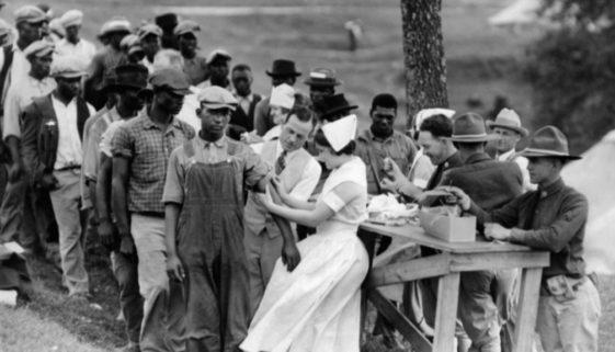 Cobaias humanas: 400 negros sofreram até a morte para estudo de sífilis