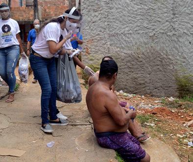 Pandemia incentiva o desenvolvimento da cultura de doação no Brasil