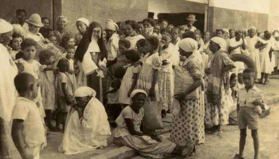 """""""Anjo bom da Bahia"""": ela dedicou sua vida a ajudar pobres e doentes"""