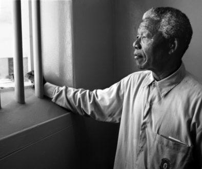 Ele passou 27 anos na prisão por lutar contra o racismo e virou presidente