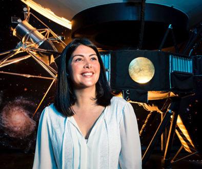 Ex-faxineira, ela se tornou a primeira latina a entrar na NASA