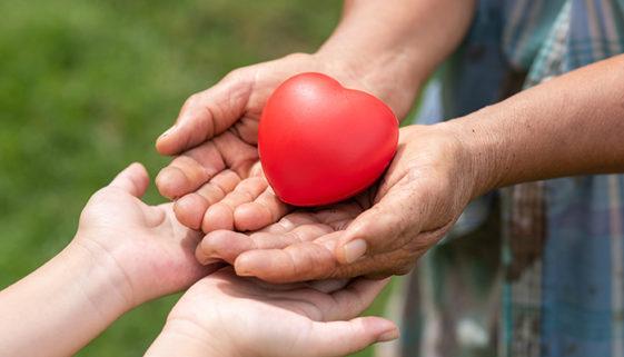Fundo apoia ações de generosidade, empatia, equidade e justiça
