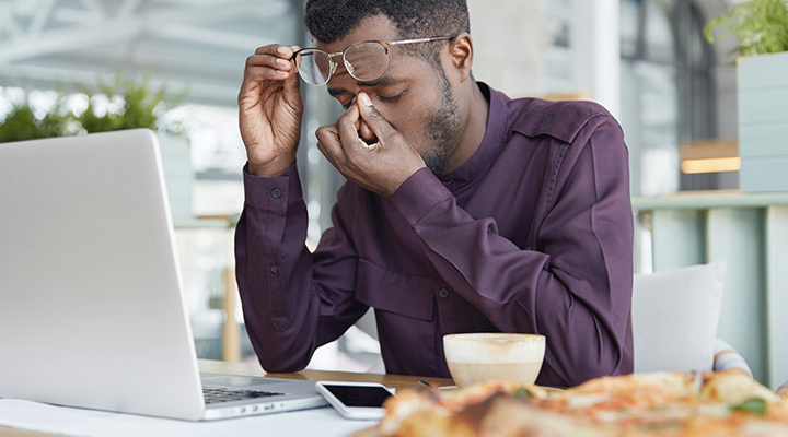 Síndrome de Burnout e saúde do trabalhador