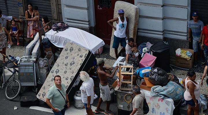 1,3 mil famílias foram despejadas durante a pandemia em São Paulo