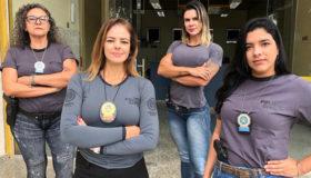 Policiais formam grupo para combater violência contra a mulher no RJ