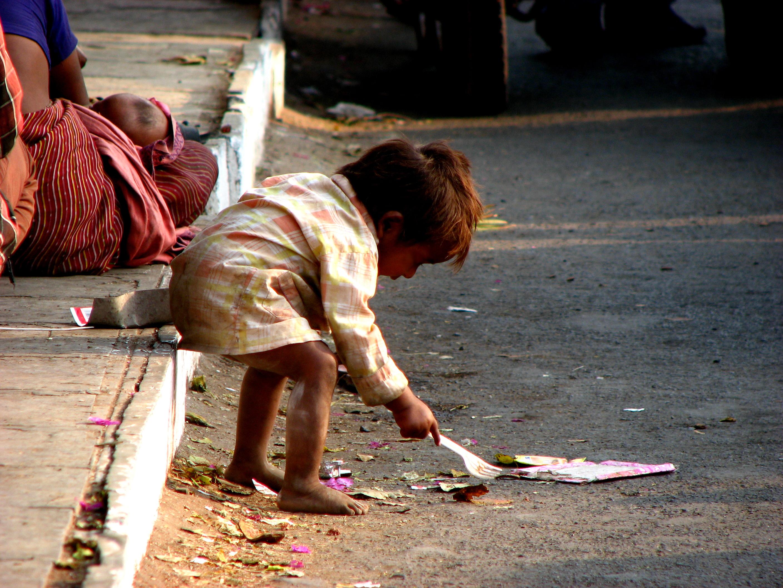 70% das crianças que vivem nas ruas do Brasil sofrem violência doméstica