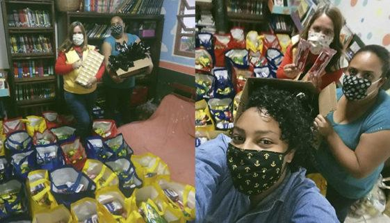 Mães criam grupo e ajudam mais de 2 mil famílias em Parelheiros, SP