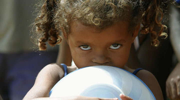 A fome na pandemia