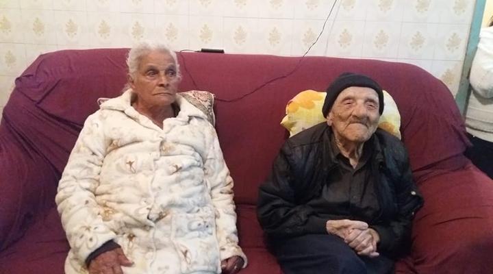Idoso de 102 anos, que teve gripe espanhola, vence Covid-19