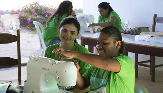 Projeto promove capacitação profissional para mulheres no Ceará