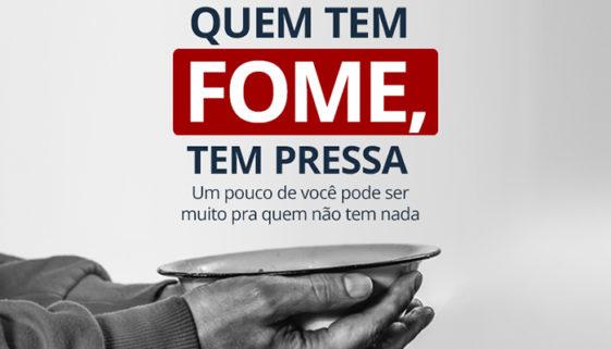 Ação da Cidadania lança clipe sobre fome no Brasil
