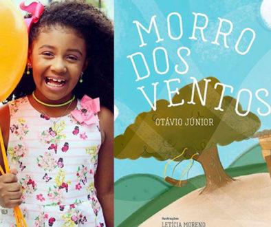 Livro retrata o cotidiano de crianças vítimas da violência nas favelas