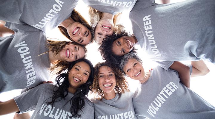 Como ser tornar um voluntário