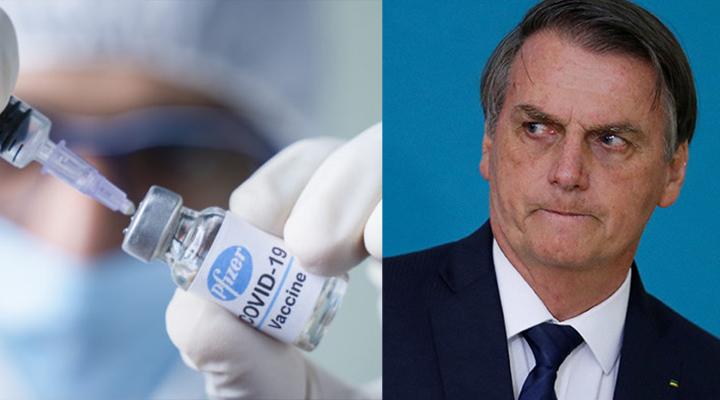 Pfizer confirma recusa de 70 milhões de doses pelo governo Bolsonaro